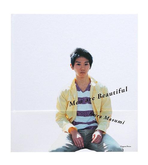 蔵真墨のMen are Beautifulの公式、写真集販売ページです。