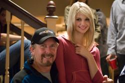 Drillbit Taylor (Katie & dad, Jack)