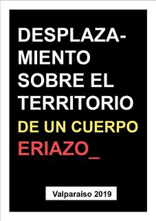 Registro de desplazamientos por  Valparaíso 2019, ejercicios impermanentes.