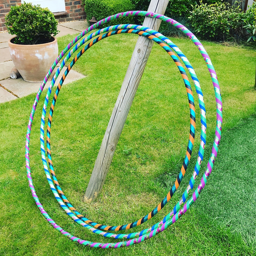 Hula Hoop Try Out Session