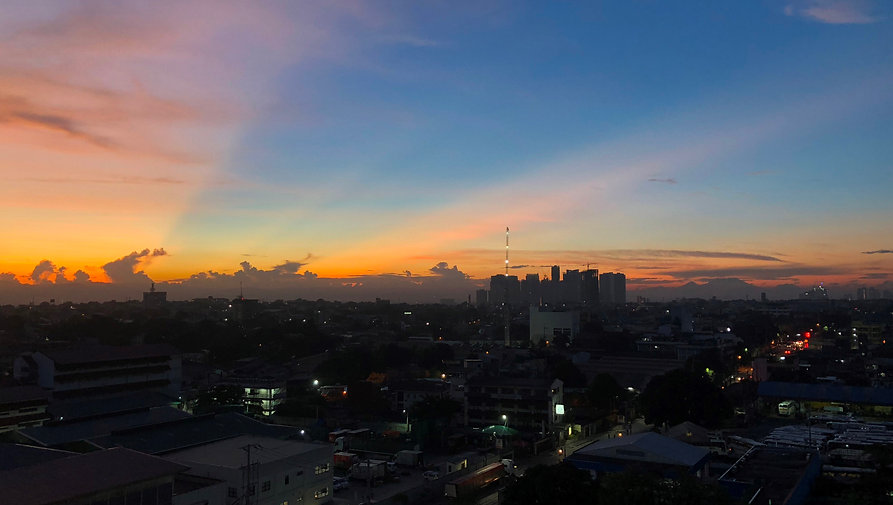Migration Agent Australia - view to Ortigas and Makati.JPG