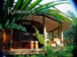 Luxury Rainforest Cabins, NSW