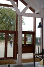 PeetersJef.be - Ronde houten kolom