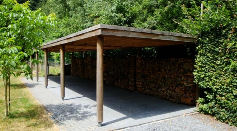 Ronde houten kolom-peetersjef.be.jpg