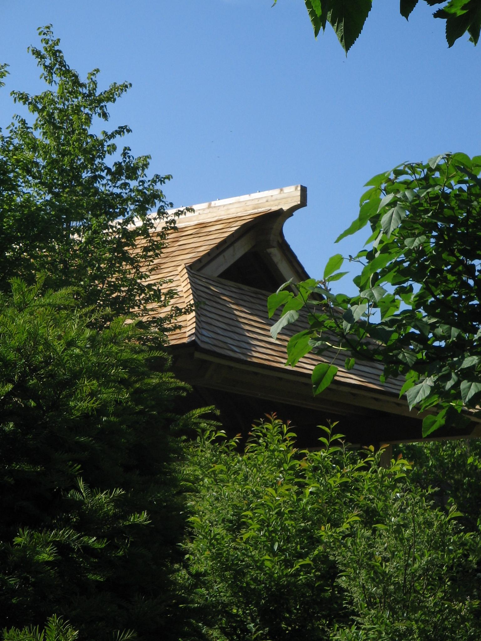 Houten Paviljoen - Peeters Jef bvba
