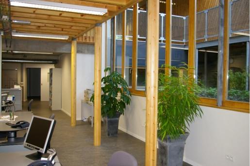 PeetersJef.be - Ronde houten kolommen