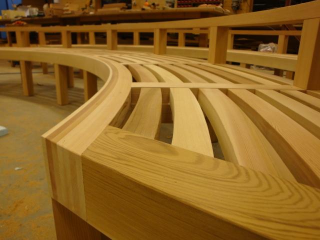 houten  bank - Peeters Jef bvba