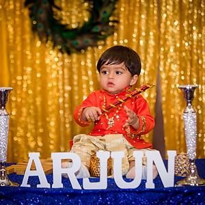 Arjun's 1st Birthday