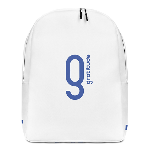 The Gratitude Backpack