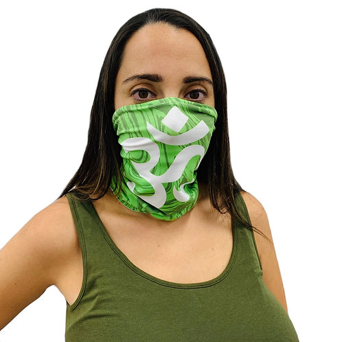 OM 1-ply Buff Face Covering  (3-pack)