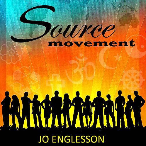 Source Movement Book by Jo Englesson