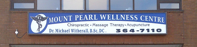 topsail road chiropractor mount pearl