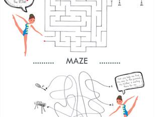 Maze & Labyrinth
