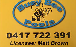 Busy Bee Pools Townsville