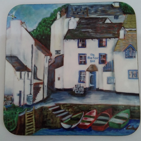 Coaster-The Blue Peter, Polperro