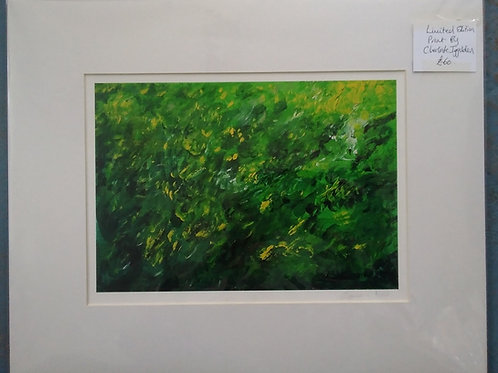 Greenery - Charlotte Iggulden