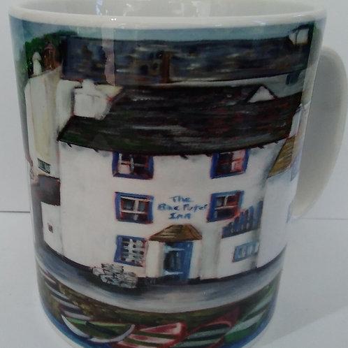 Mug - The Blue Peter, Polperro