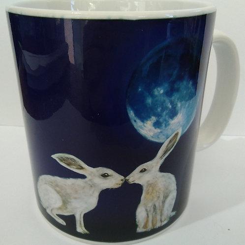 Mug-Moon Hares