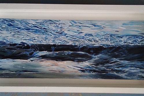 Seascape - **ORIGINAL** Charlotte Iggulden