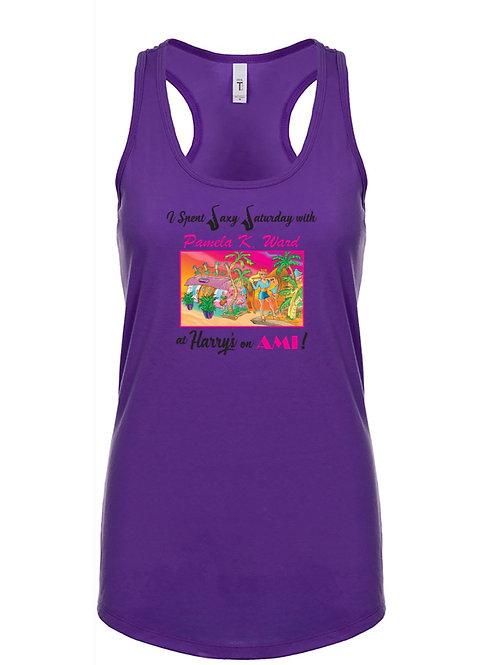 Women's Tank (Purple Rush)