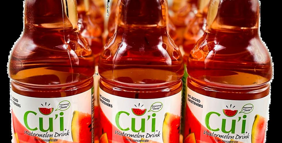 Cui Watermelon Drink