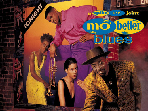 """A Reflection on the 'MO BETTER BLUES' as compared to """"BIRD"""" and """"MILES AHEAD"""" By Lasana Akachi"""