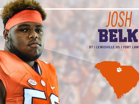 Clemson DT Reportedly Will Transfer