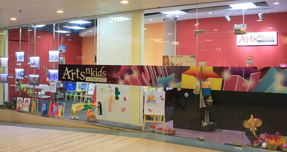 Artsnkids Workshop since 2012