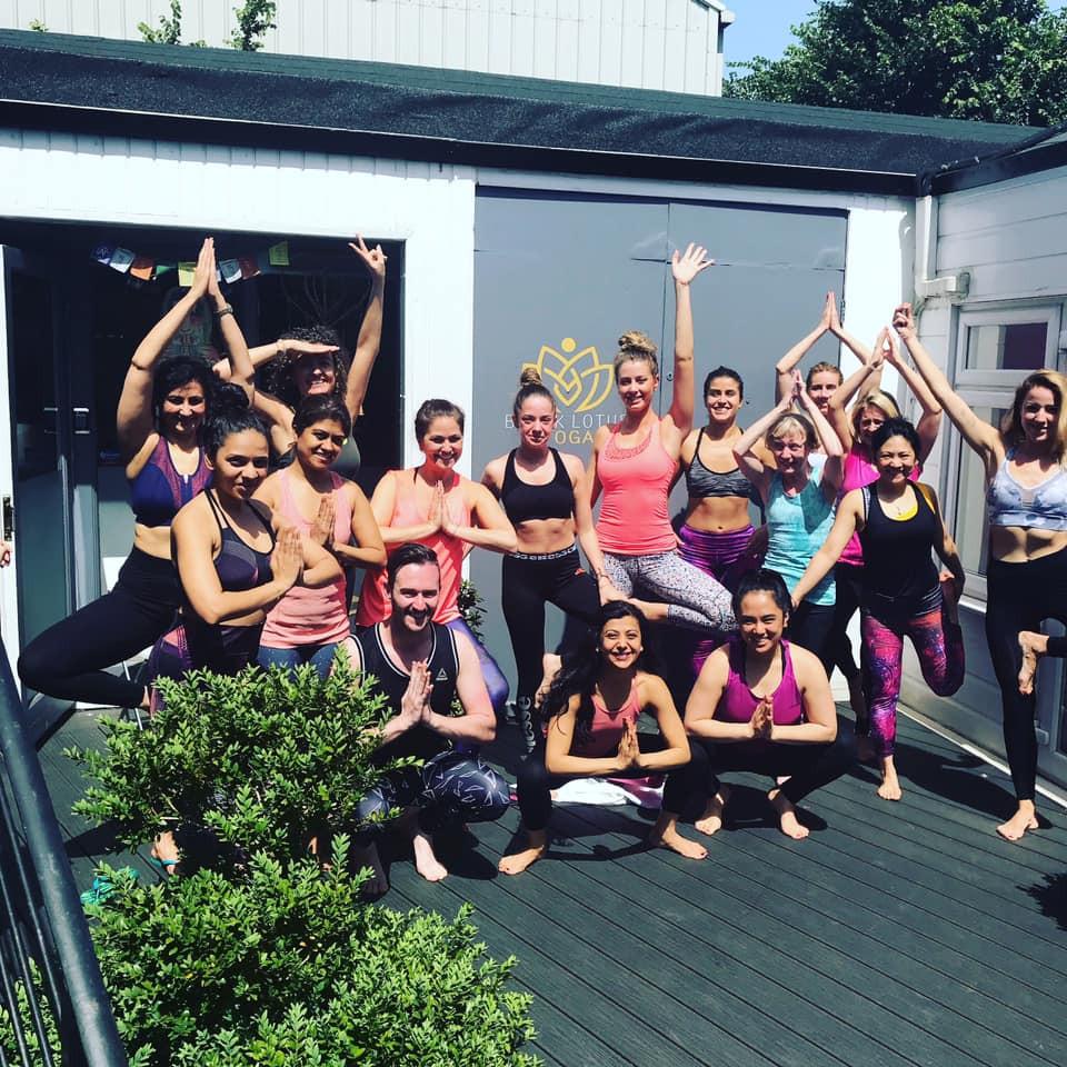 yogi team photo