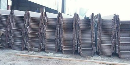 Supply of CRU16 Sheet Piles