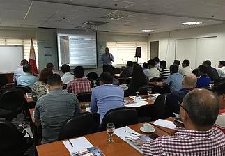 ESC Piling Solutions Workshop in Manila - November 26th 2015