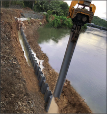 Frequently Asked Questions on Driving Vinyl Sheet Piles