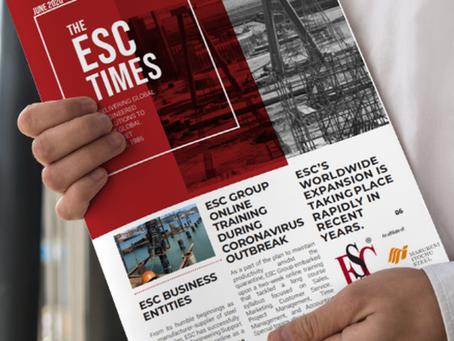 ESC Times 2020 June Edition