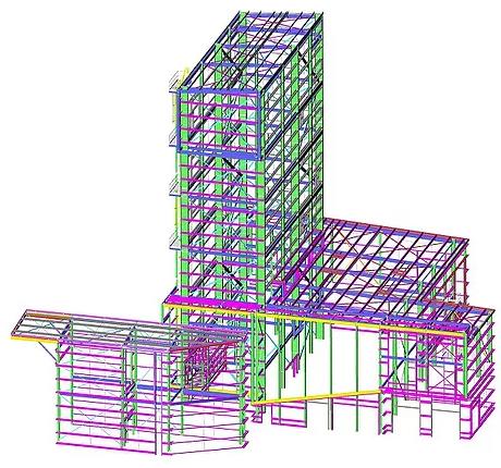 Pré-engenharia de edifícios de aço