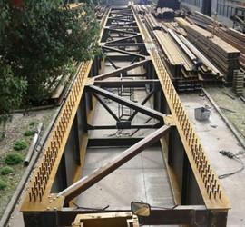 Aplicación de Acero Estructural en Puentes