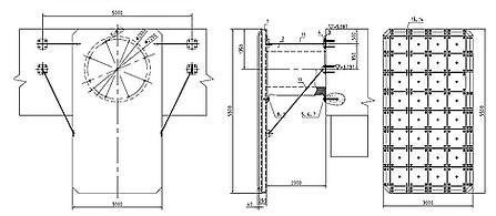 Marine Fender Diagram