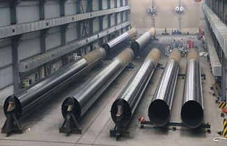 Inspection of pipe pile