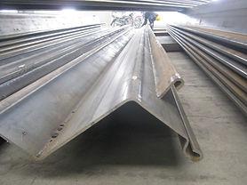 ESC HRZ26-635 Corner Pile