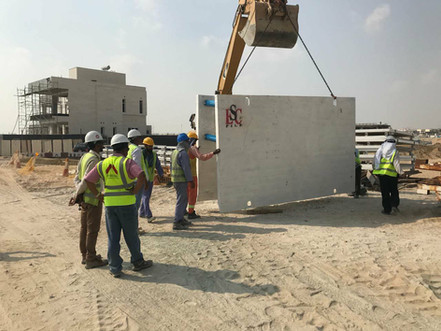 ESC Trench Boxes Supplied to Al Khawaneej Sewerage and Drainage Network, UAE