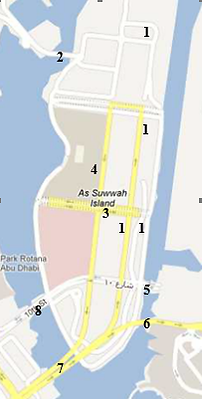 Al Sowah Island Projects