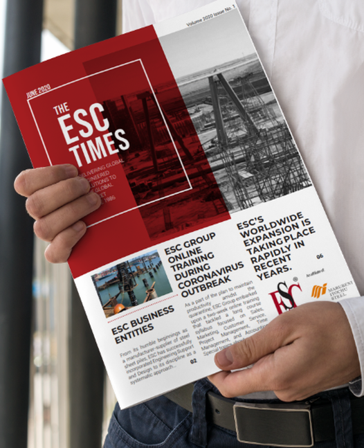ESC Group Newsletter