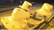 Why make your Marine Bollards or Steel Structures Yellow?