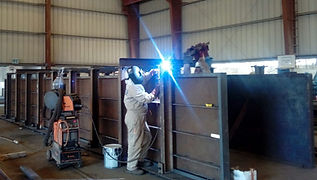Fabrication of tanks