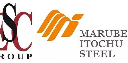 ESC Group becomes an Affiliate of Marubeni Itochu Steel. Inc. (MISI)