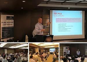 ESC Group & Edgen Murray Workshop in Indonesia
