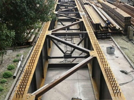 Application of Structural Steel in Bridges