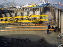 When to Use Tie-rod and Strut as Support for Sheet Piles