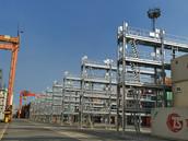 Capacidades de Fabricação de Estruturas de Aço