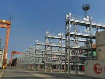 Capacités de Fabrication de Structures en Acier