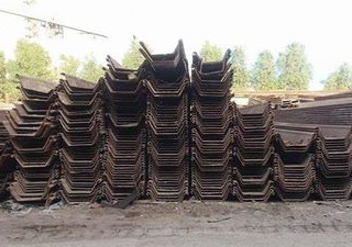 Supply of CR13 Used Sheet Pile